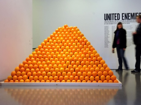 Roelof Louw, S. Africa - Soul City (Pyramid or Oranges)