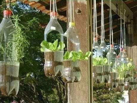 Peste 300 de idei pentru a reutiliza recipientii din plastic