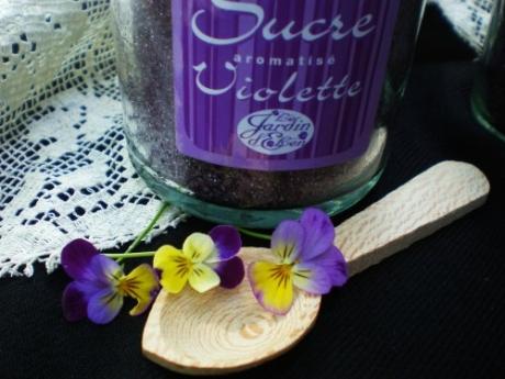 Ce e violet, nu e lavandă şi se vinde cu 200 de euro kilogramul?
