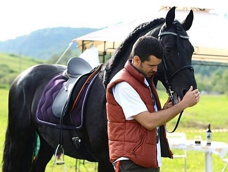 vlad mirita cu calul