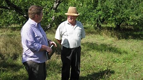 vlad macovei la horticola sibiu