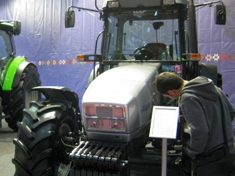 admirator tractor lamborghini