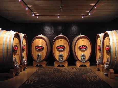 vinuri in butoi