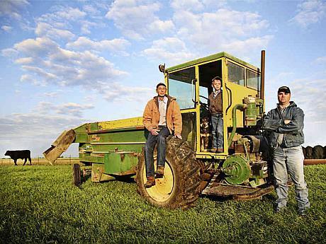 fermieri americani