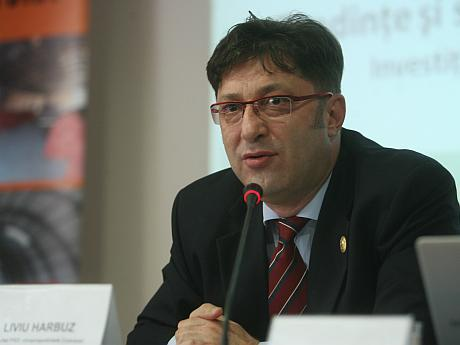 Liviu Harbuz conferinta Agrointeligenta