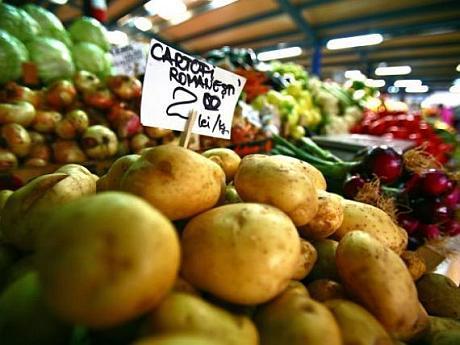 cartofi romanesti