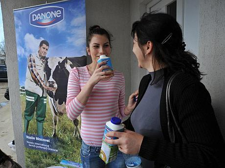roll up danone
