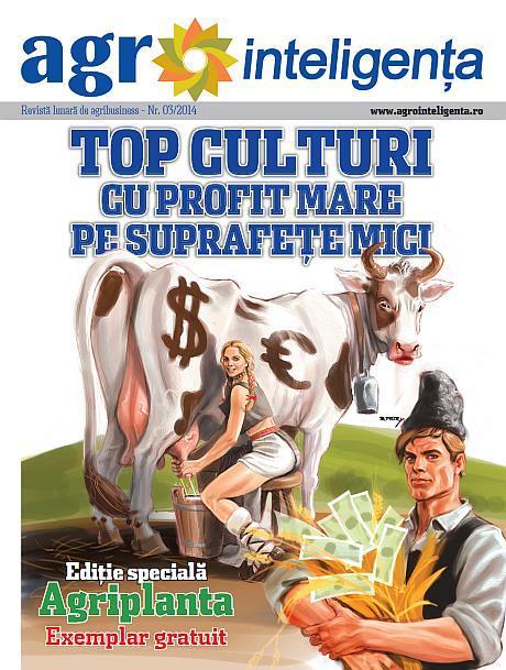 Revista Agrointeligenta 2014