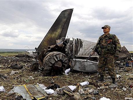 prabusire avion ucraina