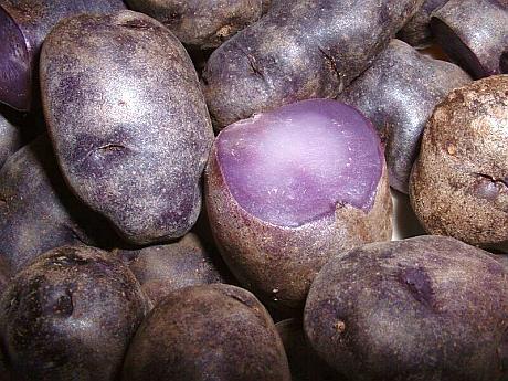PurplePeruvianPotatoes