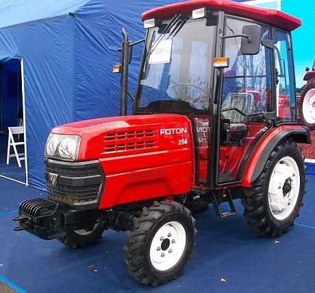 cel mai ieftin tractor tractorul Foton Europard FT 254