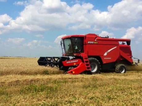combina agricola Laverda REV 200
