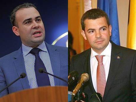 Darius Valcov si Daniel Constantin