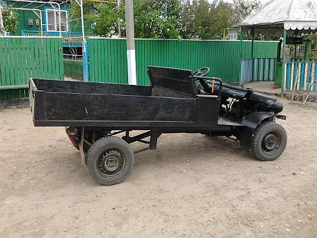 Masina construita in Moldova