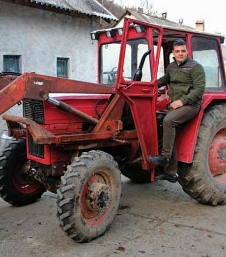 Vlad Enescu fermier