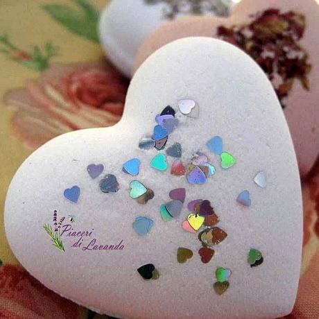 inima evervescenta din lavanda