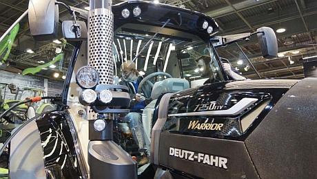 Tractor Deutz-Fahr Warrior