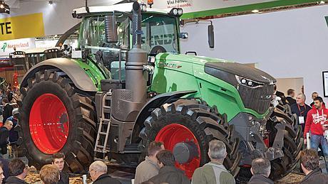 Tractor Fendt-1050-vario