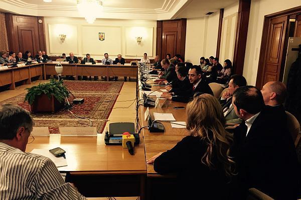 Comisia pentru agricultura Camera Deputatilor
