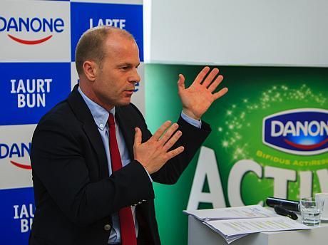 Dieter Schulz_director gen Danone SEE