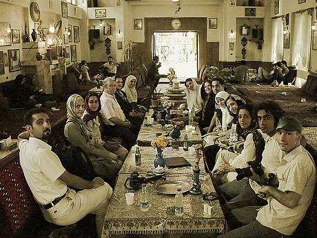 Familie din Iran