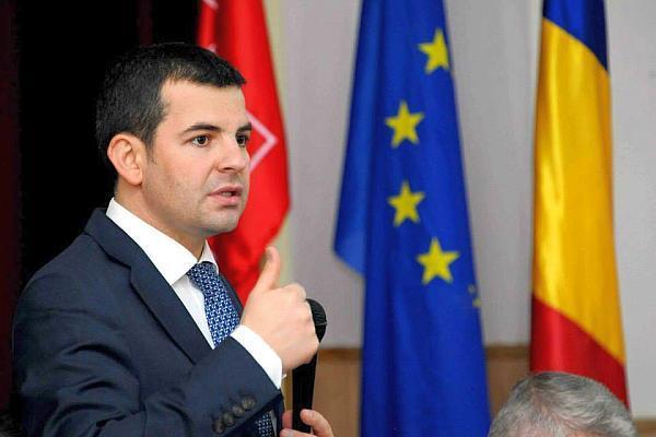Ministrul agriculturii Daniel Constantin