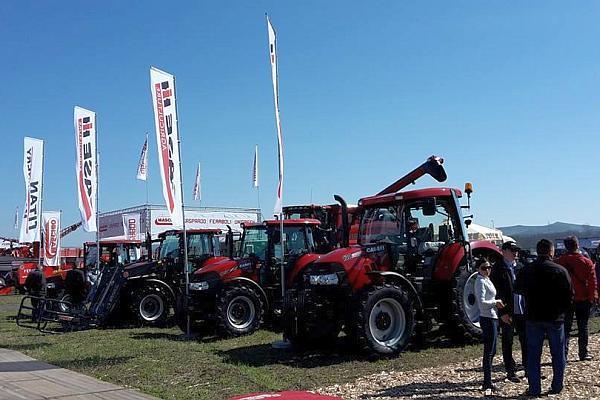 Stand Titan Machinery Agraria 2015