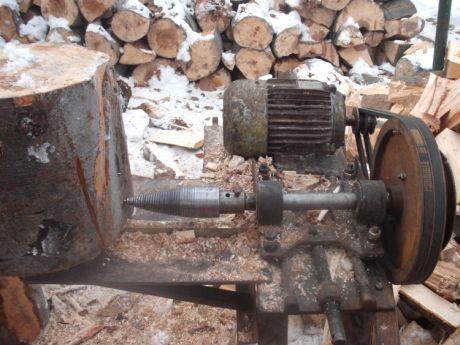despicator de lemn