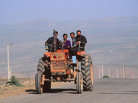 fermieri Iran