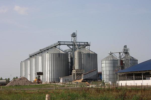 silozuri cereale Timis Maxagro