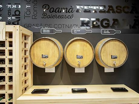 vin romanesc vrac
