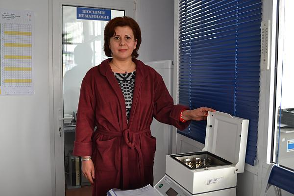 Dr Sonia Caragea