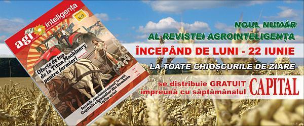 Banner editia de iunie Agrointeligenta