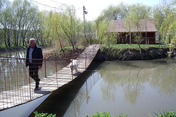 Laureniu Baciu ferma foto Agrointeligenta