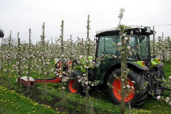 livada intensiva tractor