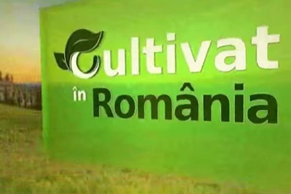 Emisiunea Cultivat in Romania