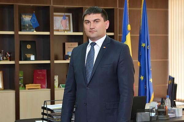 Ion Sula Ministru al Agriculturii Republica Moldova