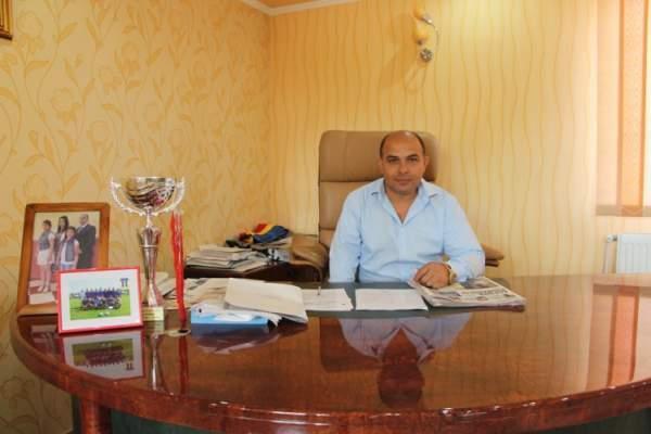 Primarul Marian Patuleanu