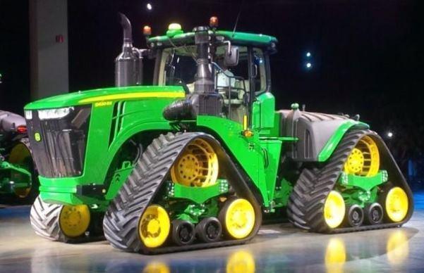 Tractor John Deere 9RX