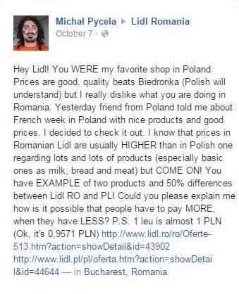 postare turist polonez