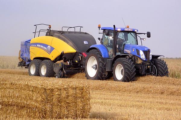 New Holland Dealership : Agroconcept dealer oficial pentru new holland în rom nia