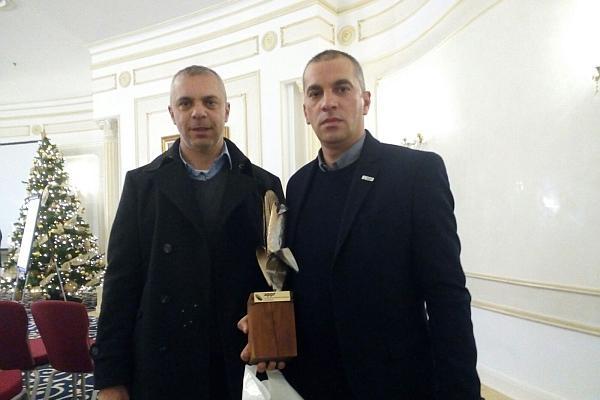 Fratii Ionut si Jean Cezar Ilie Porumbul de aur 2015