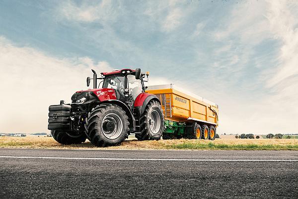tractor CASE IH Optum