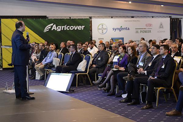Conferinta Agricover - Tendinte si inovatii in agricultura