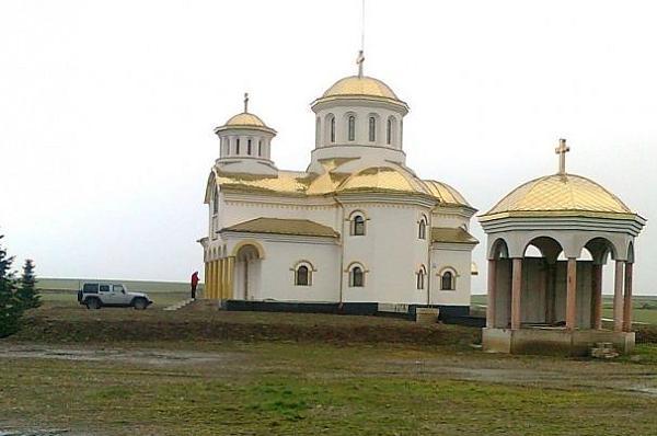 biserica Malaestean Timis