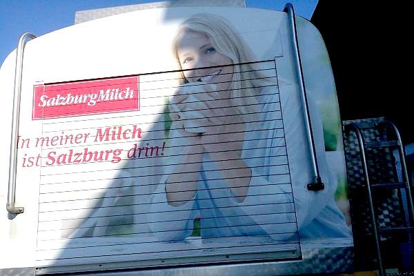 masina de colectat lapte Austria