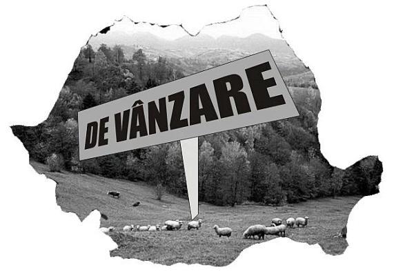 teren de vanzare Romania