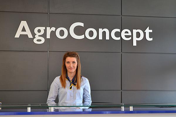Receptie Agroconcept