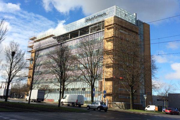 UrbanFarmers AG cladire Olanda