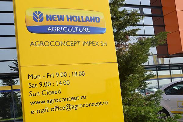 date de contact agroconcept